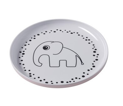 DD-10543 | DONE BY DEER dots yummy plate