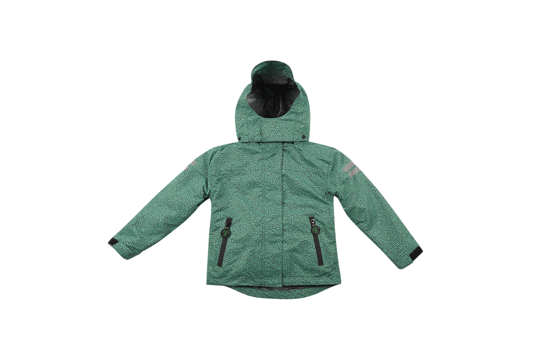 DETFLEJAJANE | DUCKSDAY detachable fleece jacket sherpa