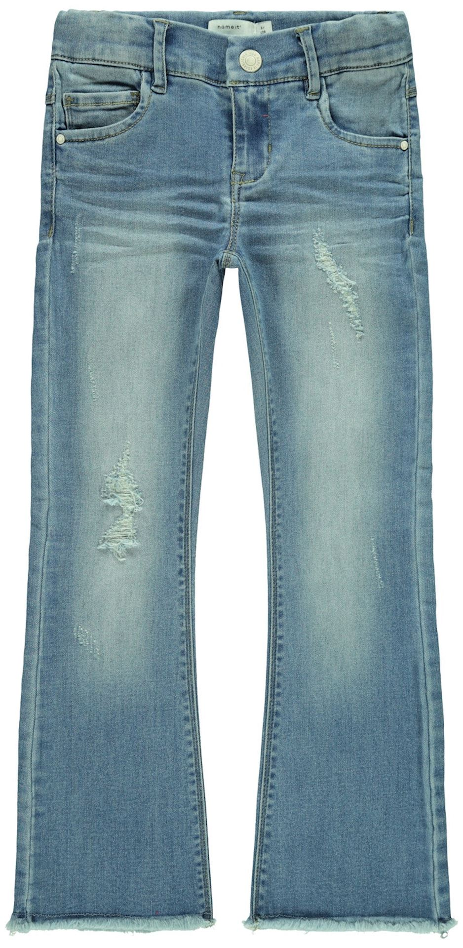 13172813 | NAME IT Tofia Jeans Boot 7/8 girls