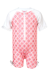G70787S | SNAPPER ROCK Playsuit Diamond UV 50+