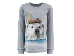 21937 | STONES & BONES t-shirt Tougher - POLAR BOAT