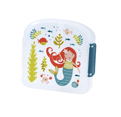 SBA1261 | Sugar Booger  Good Lunch sandwich box Isla the Mermaid