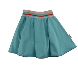 SKIRT/LBL/S19 | BABA Skirt