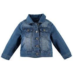 9108108 | BFC girls jeansjacket
