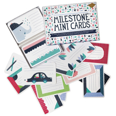 A2900 | MILESTONE CARDS mini cards
