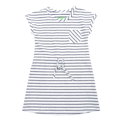 91-FEL-ST | LILY BALOU Feline Dress Striped