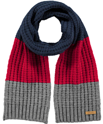 3087 | BARTS Lewis Scarf red