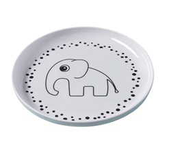 DD-10542 | DONE BY DEER dots yummy plate