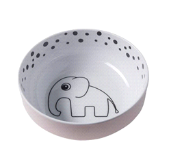 DD-10541 | DONE BY DEER dots yummy bowl