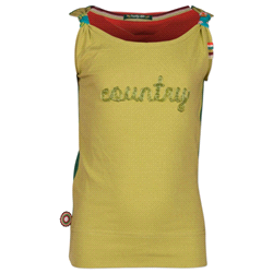 17S3485 | 4FF Country Girl top