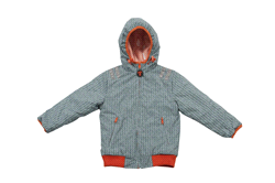 REVJAMANU | DUCKSDAY reversible jacket
