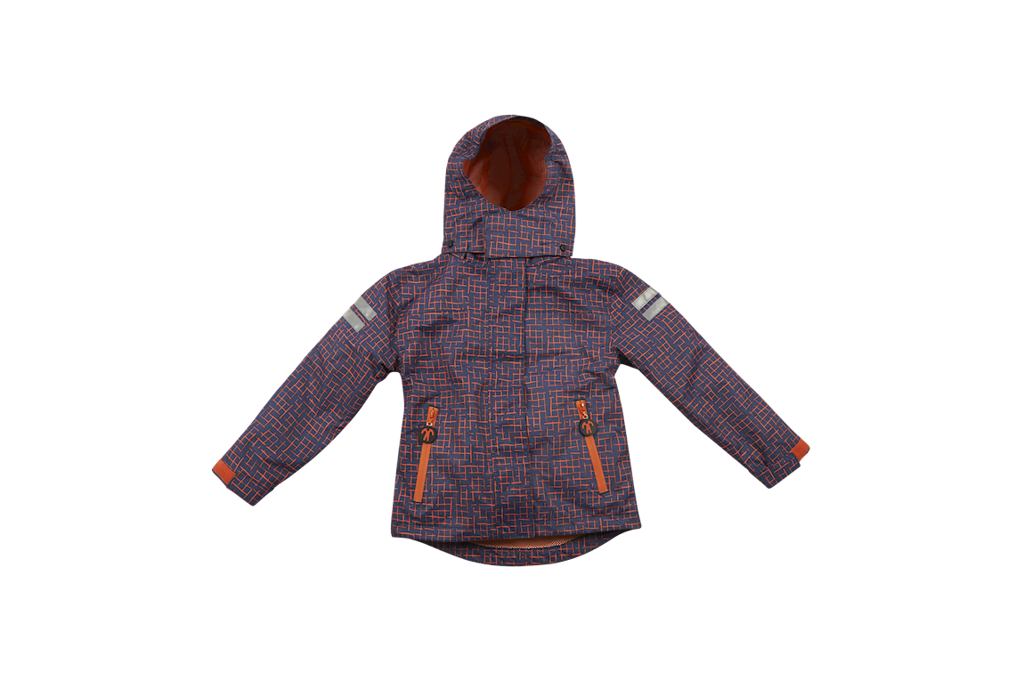 DETFLEJASOHO | DUCKSDAY detachable fleece jacket sherpa