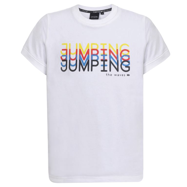 15-0507 | JUMPING THE COUCH t-shirt