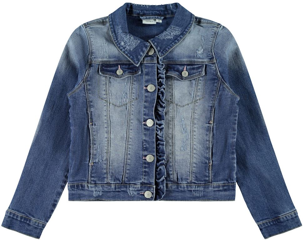 13172777 | NAME IT DNM Jacket girls
