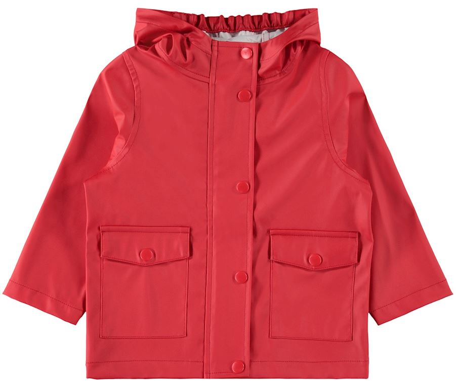 13173008K | NAME IT Mil Rainjacket