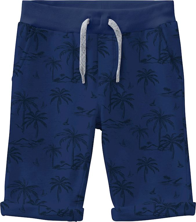13164756 | NAME IT Vermo AOP Long Shorts