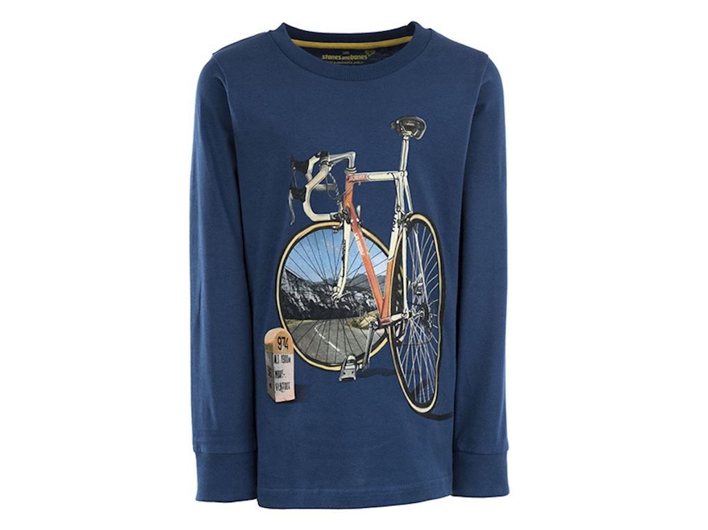 21955 Tougher - ROAD BIKE | STONES &BONES T-Shirt LM