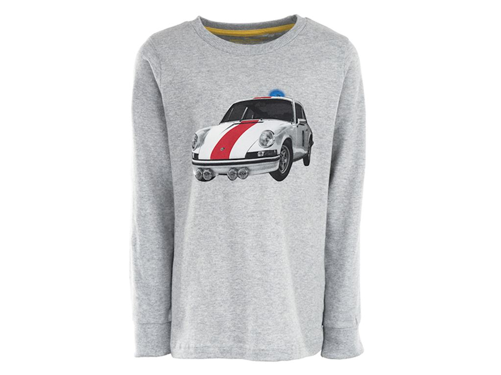 21952 Tougher - POLICE CAR | STONES &BONES T-Shirt LM