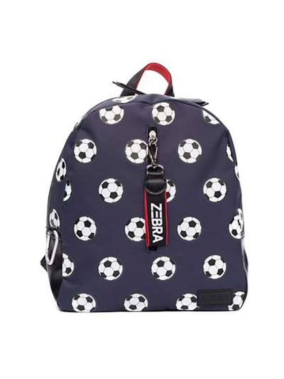159905 | ZEBRA rugzak Small Football