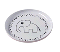 DD-10543 | DONE BY DEER dots yummy plate | 1