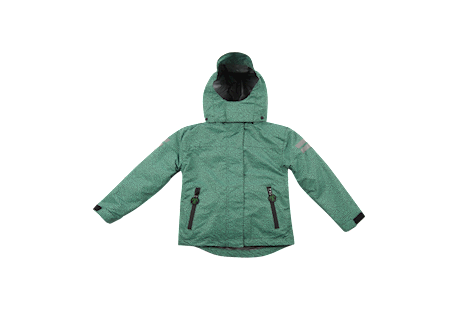 DETFLEJAJANE | DUCKSDAY detachable fleece jacket sherpa | 1