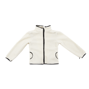 DETFLEJAJANE | DUCKSDAY detachable fleece jacket sherpa | 6