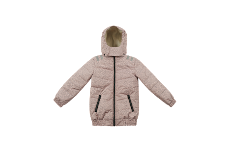 WINJAJUNE | DUCKSDAY winterjacket sherpa | 1