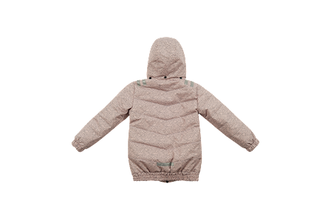 WINJAJUNE | DUCKSDAY winterjacket sherpa | 2