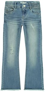 13172813 | NAME IT Tofia Jeans Boot 7/8 girls | 1