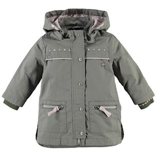 9108101 | girls summer parka | 1