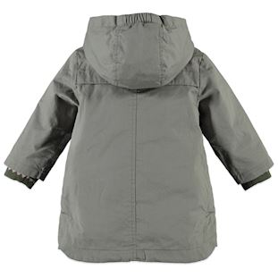 9108101 | girls summer parka | 2